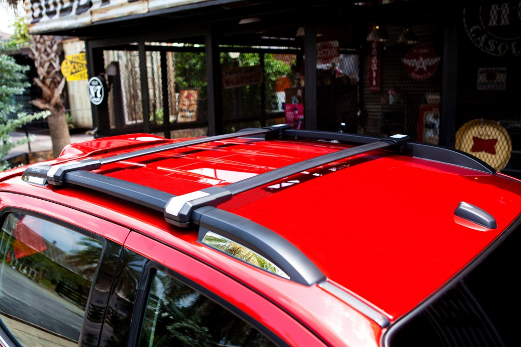 3_Colorado High Country roof rack