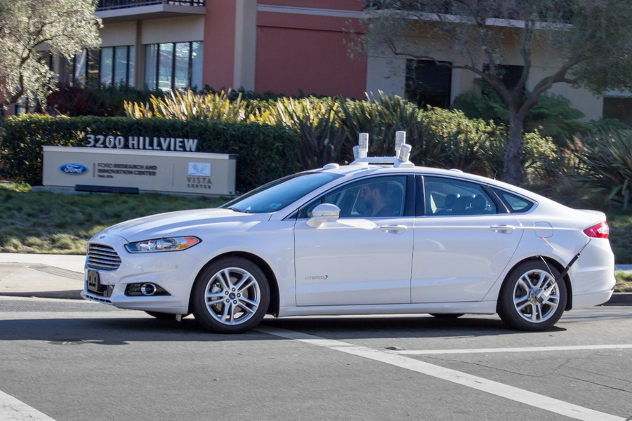 Ford to Begin Autonomous Vehicle Testing 1