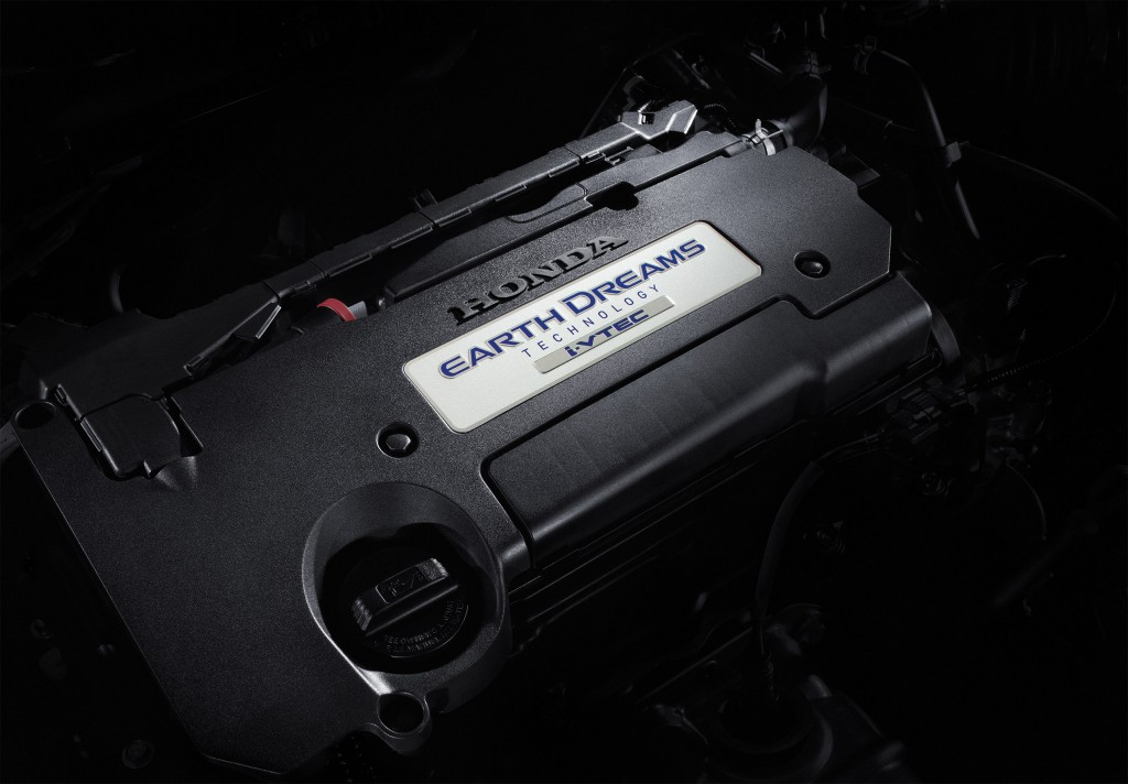 14_2.4 L engine developed under Earth Dreams Technology