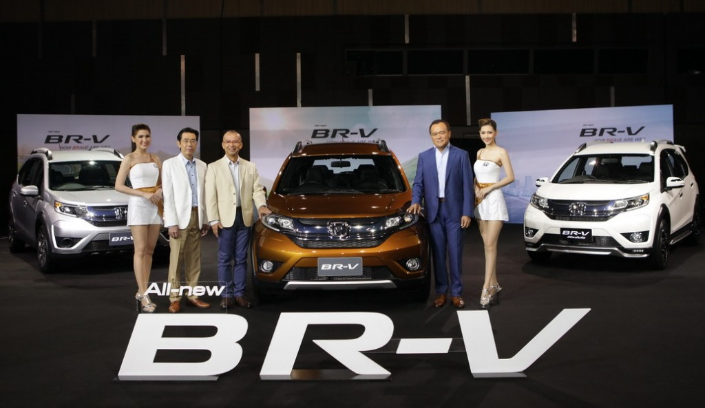 1_Honda BR-V Press Conference