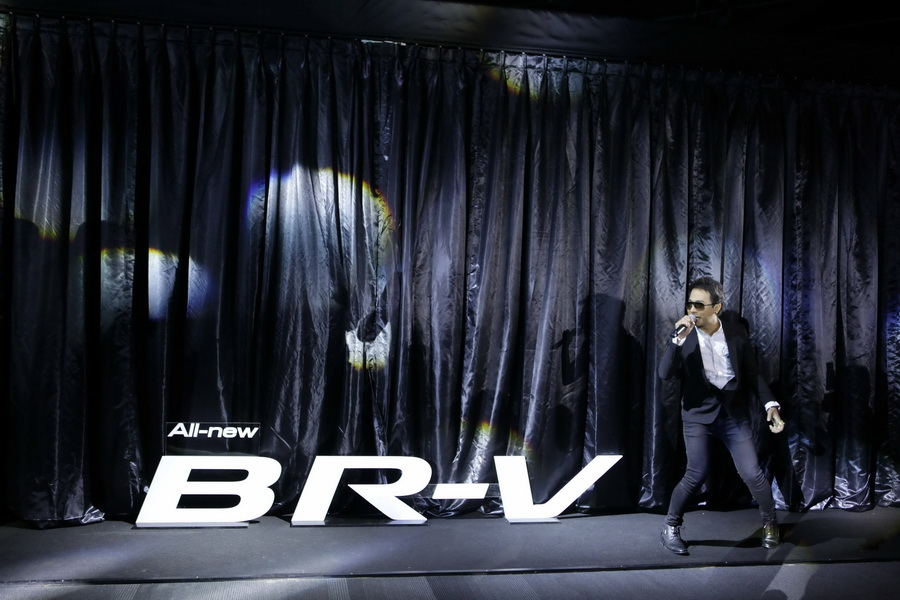 7_Honda BR-V Press Conference