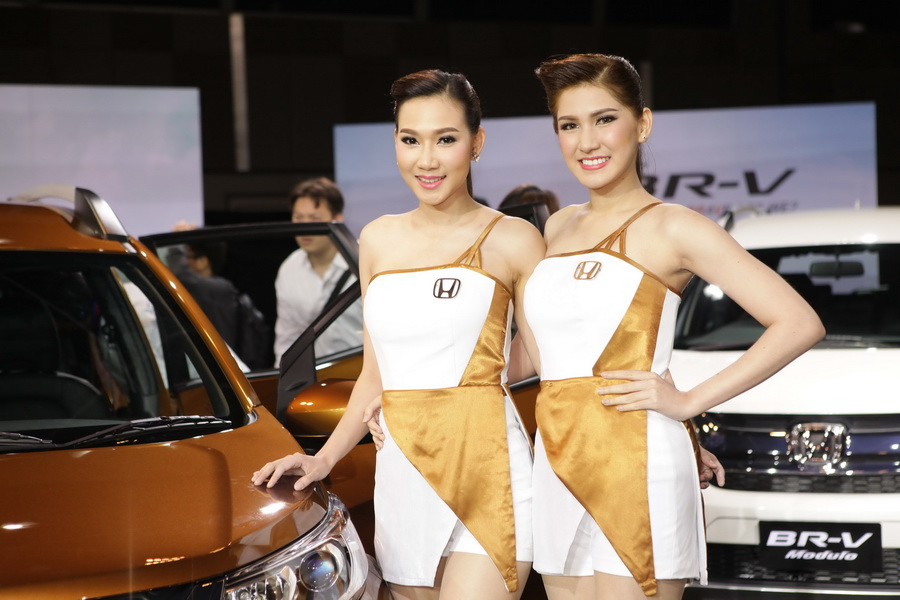 9_Honda BR-V Press Conference