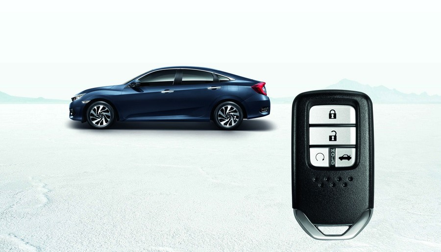 All-new Civic_Engine Remote Start