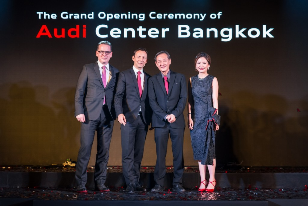 Exclusive Party Launching of The Audi Center Bangkok (1)