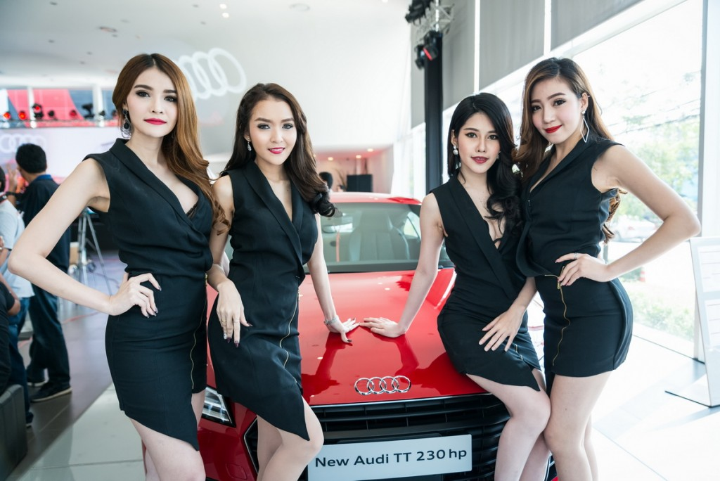 Exclusive Party Launching of The Audi Center Bangkok (6)