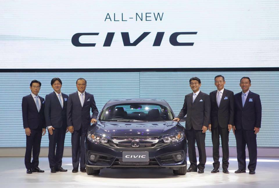 new civic 2016