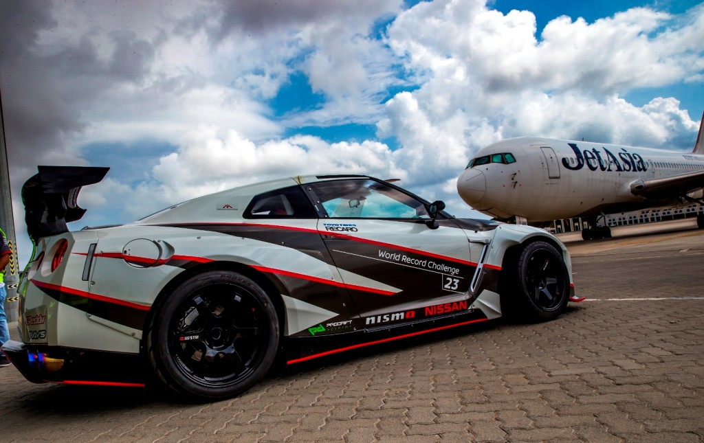 GT-R breaks word record of drifting_02