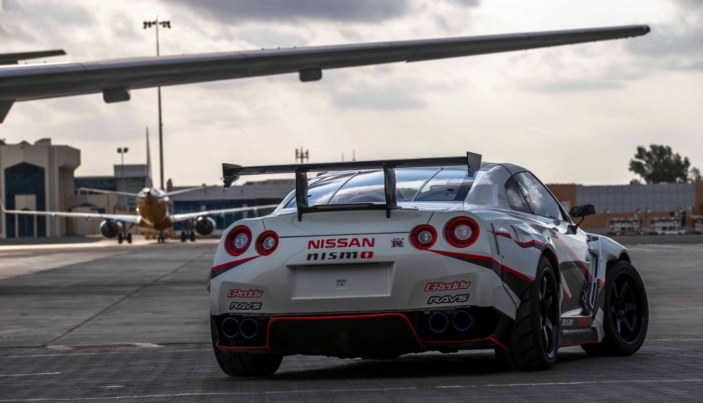 GT-R breaks word record of drifting_05