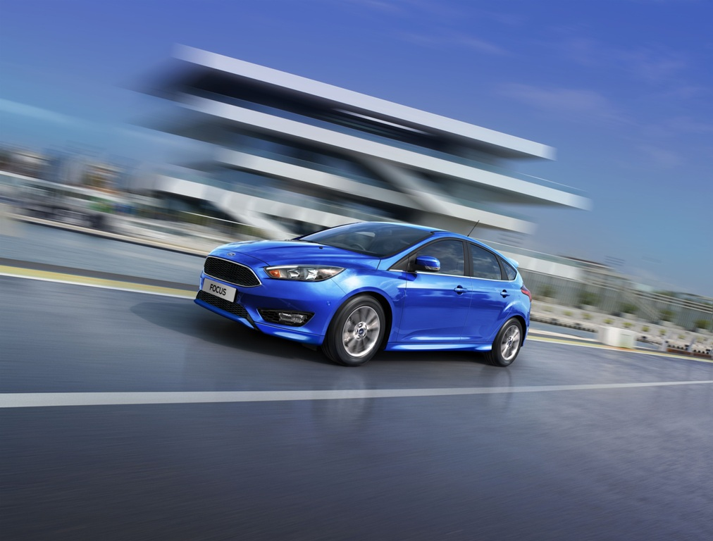 New Ford Focus 5