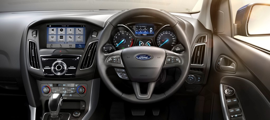New Ford Focus Interior 1