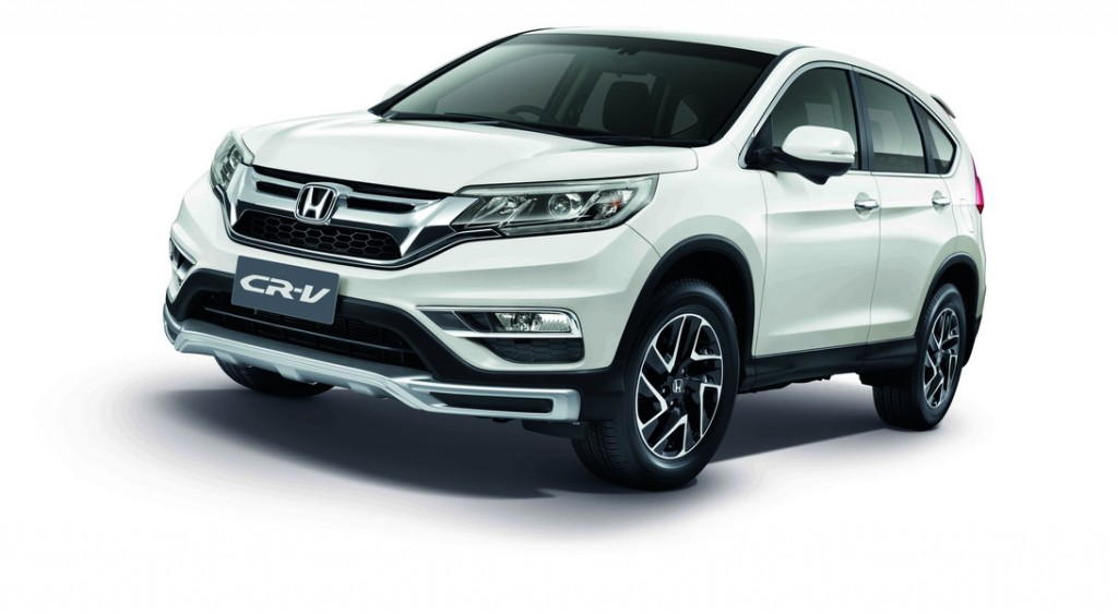 Honda CR-V Special Edition_Front View