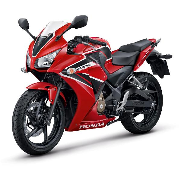 CBR300R Red-Black (Large)