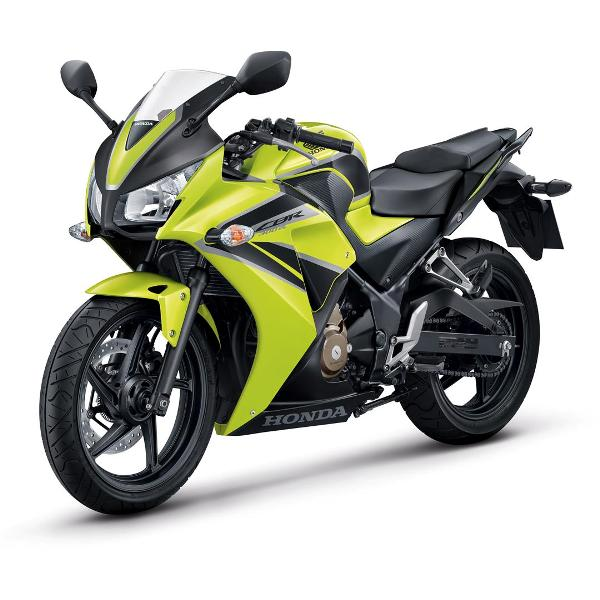 CBR300R Yellow-Black (Large)