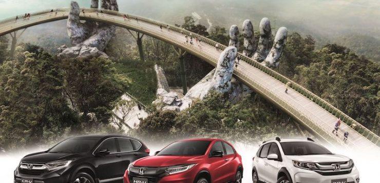 "Honda จัดกิจกรรม ""Life Crossover Trip"" ชวนขับรถเที่ยว"