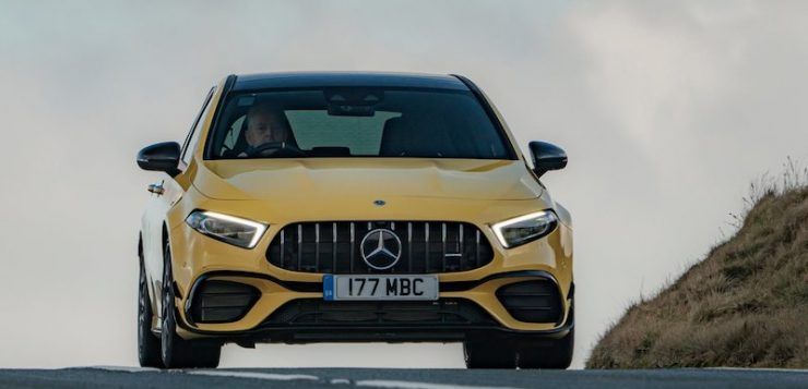 Mercedes-Benz A45 S AMG