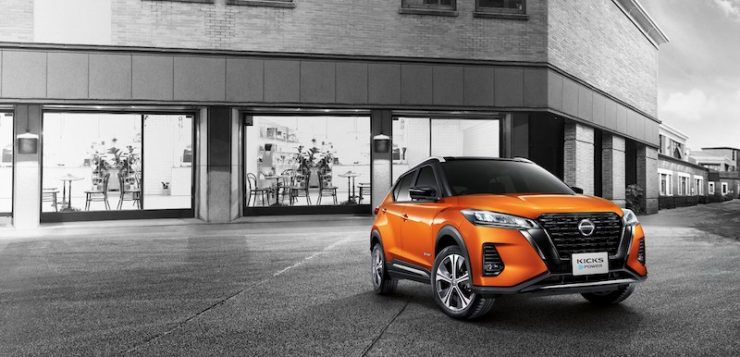 NISSAN LAUNCHES NISSAN KICKS e-POWER