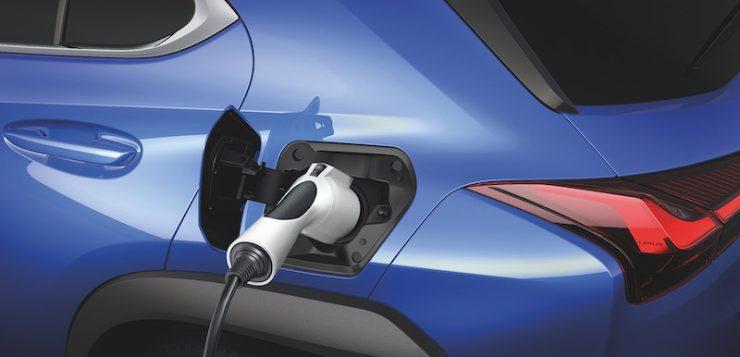 โตโยต้าเปิดตัวรถยนต์ที่ใช้พลังงานไฟฟ้าจากแบตเตอรี่เป็นครั้งแรก