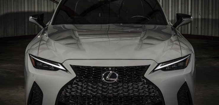 Lexus IS 500 Launch Edition จำกัดเพียง 500 คัน