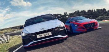 """Hyundai Elantra N แรงบันดาลใจจาก """"สนามแข่ง"""""""